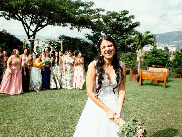 El matrimonio de César y Melissa en Medellín, Antioquia 58