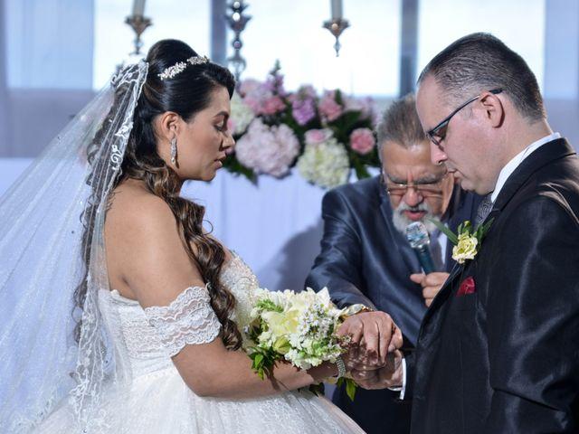 El matrimonio de Angi y Jorge en Bogotá, Bogotá DC 16