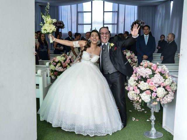 El matrimonio de Angi y Jorge en Bogotá, Bogotá DC 17
