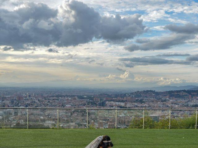 El matrimonio de Angi y Jorge en Bogotá, Bogotá DC 27