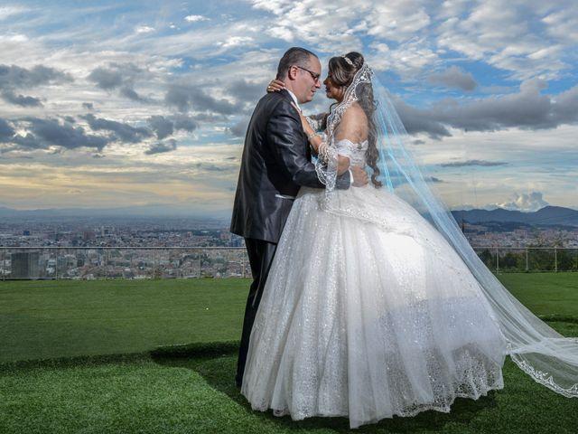 El matrimonio de Angi y Jorge en Bogotá, Bogotá DC 29