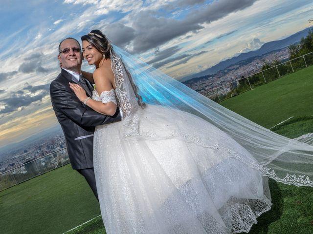 El matrimonio de Angi y Jorge en Bogotá, Bogotá DC 31