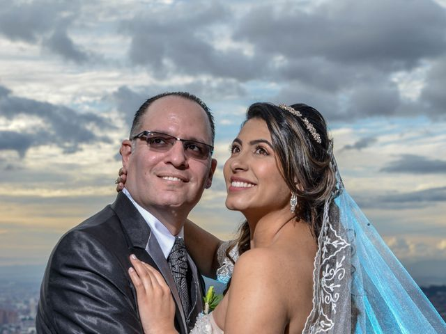 El matrimonio de Angi y Jorge en Bogotá, Bogotá DC 32