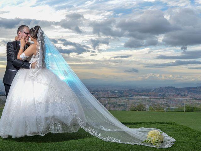 El matrimonio de Angi y Jorge en Bogotá, Bogotá DC 33