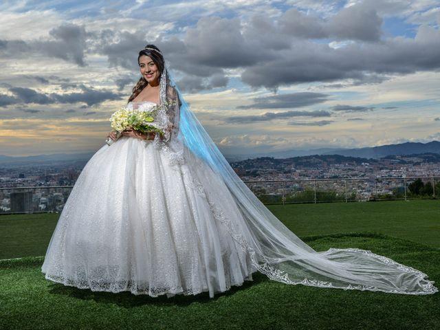 El matrimonio de Angi y Jorge en Bogotá, Bogotá DC 35