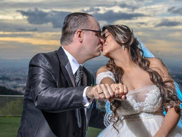 El matrimonio de Angi y Jorge en Bogotá, Bogotá DC 36