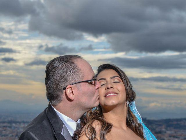 El matrimonio de Angi y Jorge en Bogotá, Bogotá DC 37