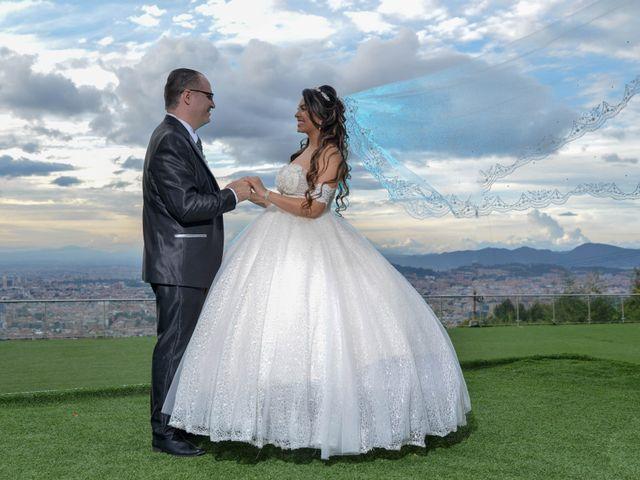 El matrimonio de Angi y Jorge en Bogotá, Bogotá DC 38