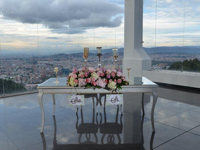 El matrimonio de Angi y Jorge en Bogotá, Bogotá DC 39
