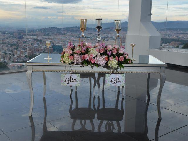 El matrimonio de Angi y Jorge en Bogotá, Bogotá DC 40