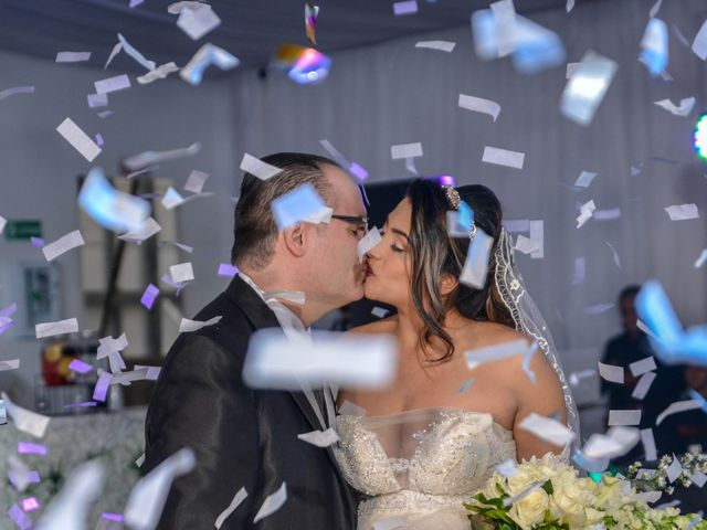 El matrimonio de Angi y Jorge en Bogotá, Bogotá DC 43