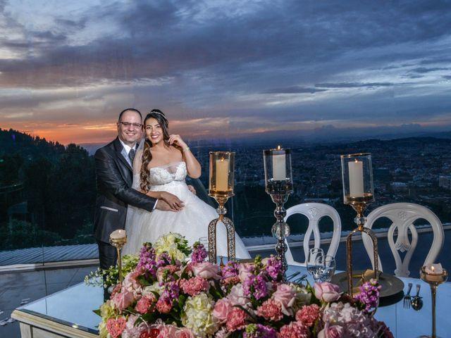 El matrimonio de Angi y Jorge en Bogotá, Bogotá DC 44
