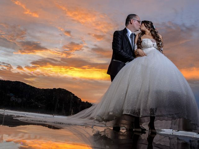 El matrimonio de Angi y Jorge en Bogotá, Bogotá DC 47