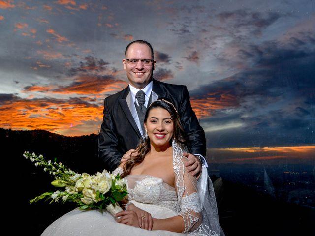 El matrimonio de Jorge y Angi