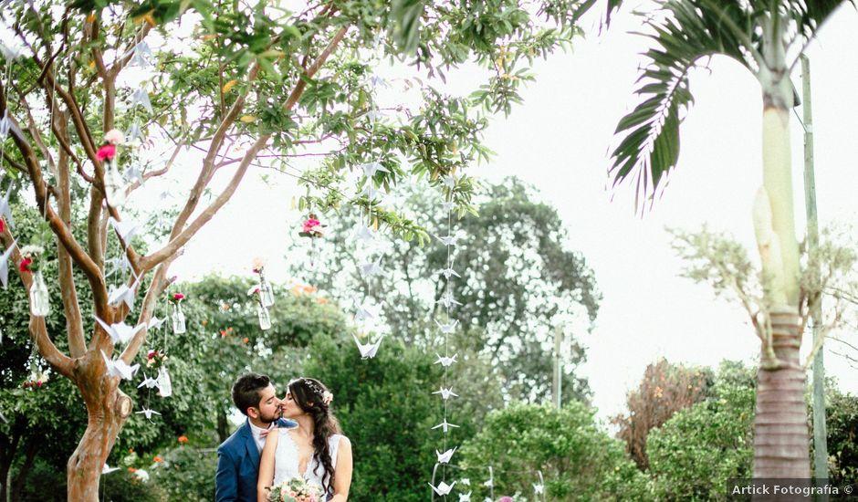 El matrimonio de César y Melissa en Medellín, Antioquia