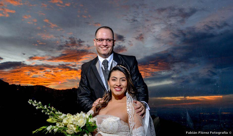El matrimonio de Angi y Jorge en Bogotá, Bogotá DC