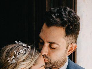 El matrimonio de Jun Pablo y Natalia 1