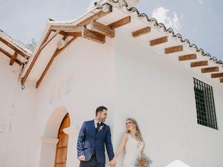 El matrimonio de Jun Pablo y Natalia 2