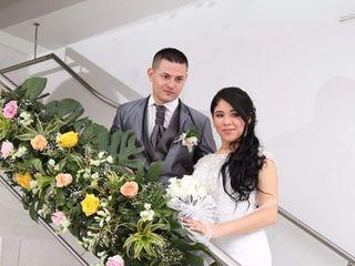 El matrimonio de Maritzabel y Esteban