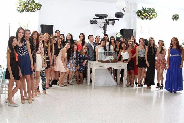 El matrimonio de Esteban y Maritzabel en Girardota, Antioquia 3