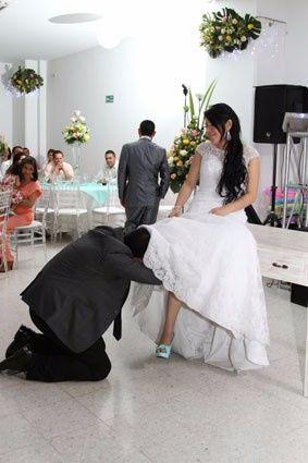 El matrimonio de Esteban y Maritzabel en Girardota, Antioquia 5