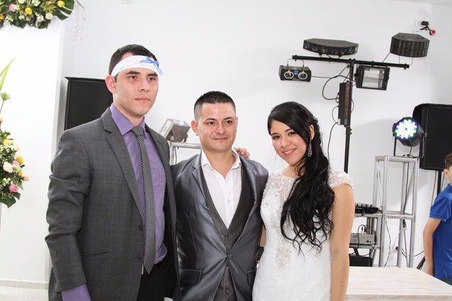El matrimonio de Esteban y Maritzabel en Girardota, Antioquia 6