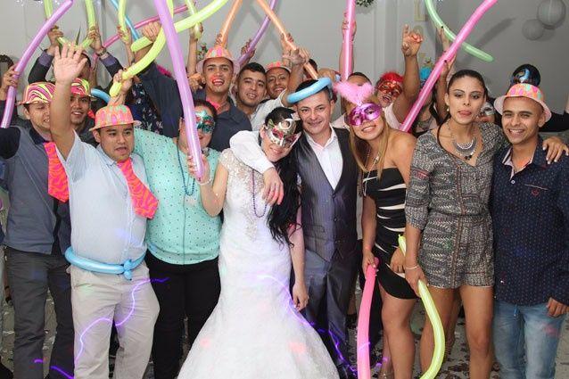 El matrimonio de Esteban y Maritzabel en Girardota, Antioquia 8