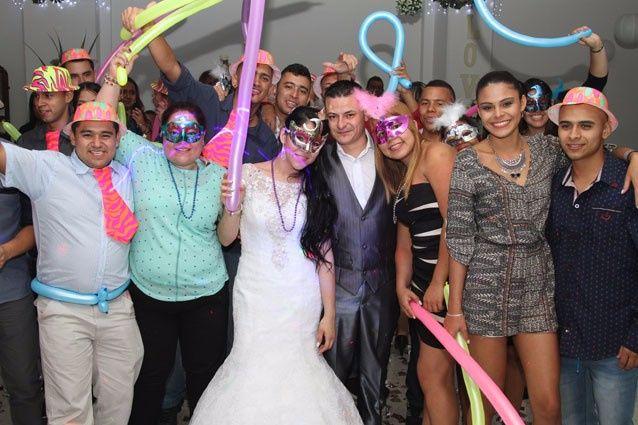 El matrimonio de Esteban y Maritzabel en Girardota, Antioquia 9