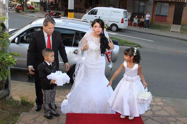 El matrimonio de Esteban y Maritzabel en Girardota, Antioquia 15