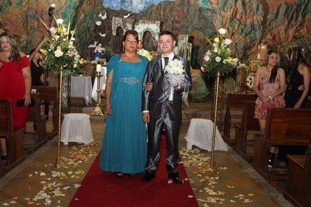 El matrimonio de Esteban y Maritzabel en Girardota, Antioquia 16