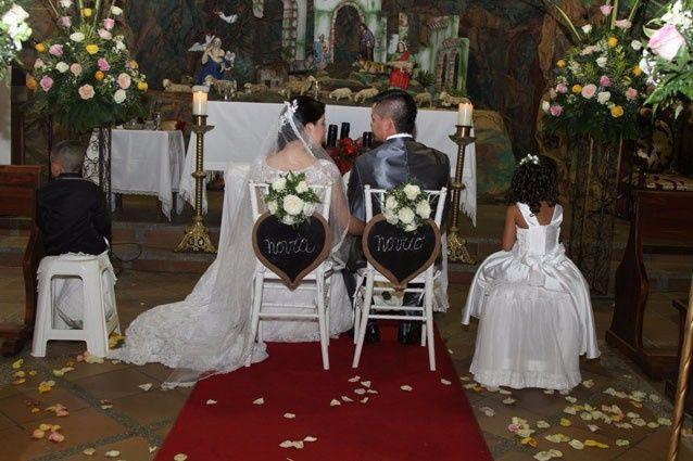 El matrimonio de Esteban y Maritzabel en Girardota, Antioquia 23