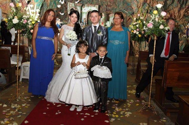 El matrimonio de Esteban y Maritzabel en Girardota, Antioquia 26