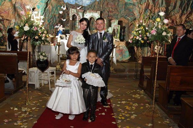 El matrimonio de Esteban y Maritzabel en Girardota, Antioquia 27