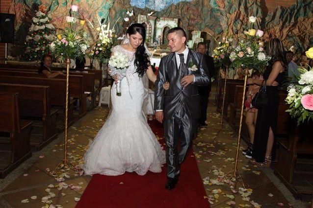 El matrimonio de Esteban y Maritzabel en Girardota, Antioquia 28