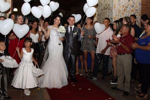 El matrimonio de Esteban y Maritzabel en Girardota, Antioquia 30