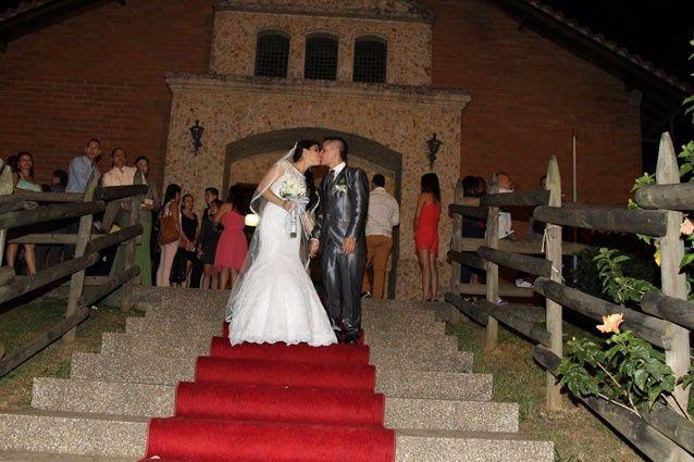 El matrimonio de Esteban y Maritzabel en Girardota, Antioquia 1