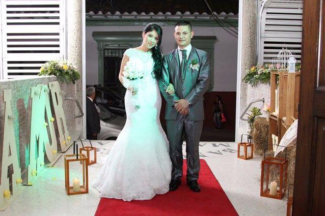 El matrimonio de Esteban y Maritzabel en Girardota, Antioquia 31