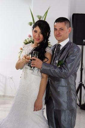 El matrimonio de Esteban y Maritzabel en Girardota, Antioquia 34