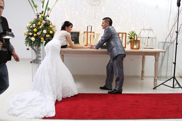 El matrimonio de Esteban y Maritzabel en Girardota, Antioquia 2