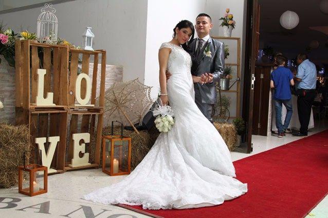 El matrimonio de Esteban y Maritzabel en Girardota, Antioquia 35