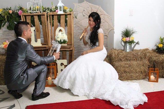 El matrimonio de Esteban y Maritzabel en Girardota, Antioquia 36