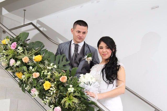El matrimonio de Esteban y Maritzabel en Girardota, Antioquia 41