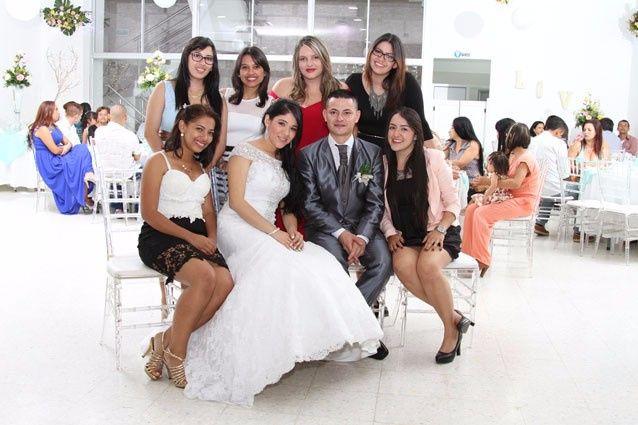 El matrimonio de Esteban y Maritzabel en Girardota, Antioquia 44