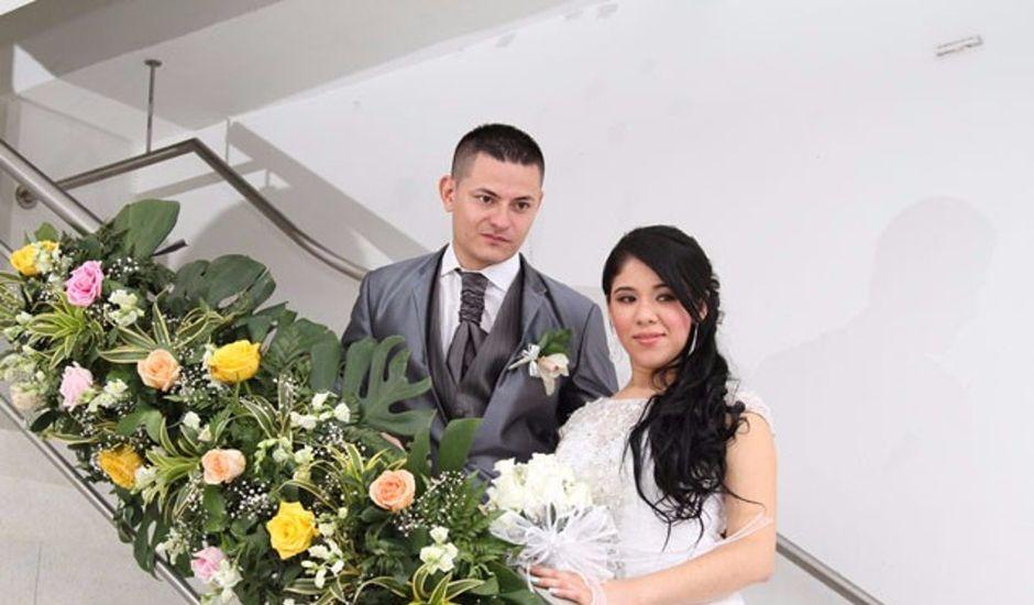 El matrimonio de Esteban y Maritzabel en Girardota, Antioquia