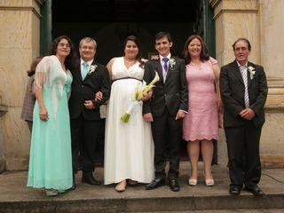 El matrimonio de Jhonatan Andrés y Ana María 2