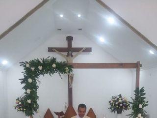 El matrimonio de Camila y Christian  1