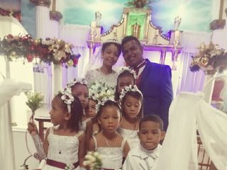 El matrimonio de Ever Luis y Zaima Zuleima 1