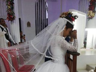 El matrimonio de Ever Luis y Zaima Zuleima 2