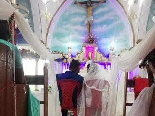 El matrimonio de Ever Luis y Zaima Zuleima 3
