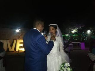 El matrimonio de Ever Luis y Zaima Zuleima
